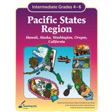 US Geography - Pacific States Region (Gr. 4-6) - PDF DOWNLOAD