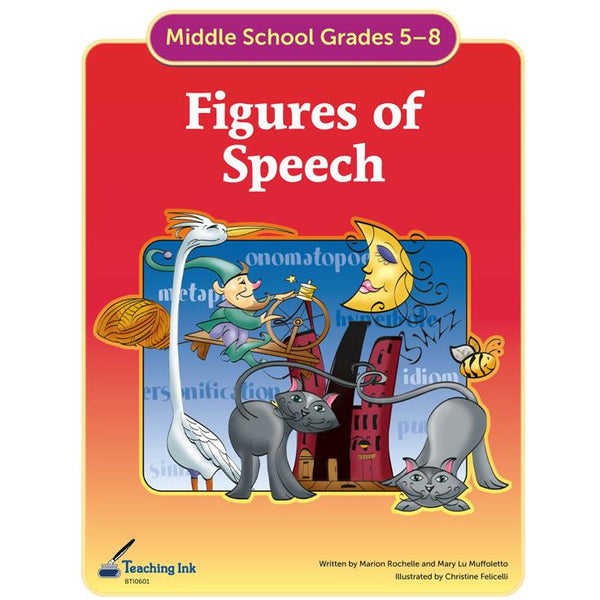Figures of Speech (Gr. 5-8) - PDF DOWNLOAD