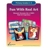 Fun With Real Art (Gr. 1-3) - PDF DOWNLOAD