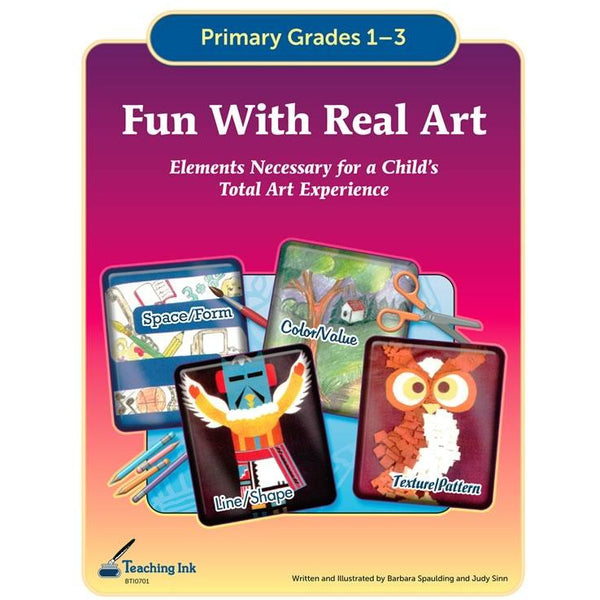Fun With Real Art (Gr. 1-3)