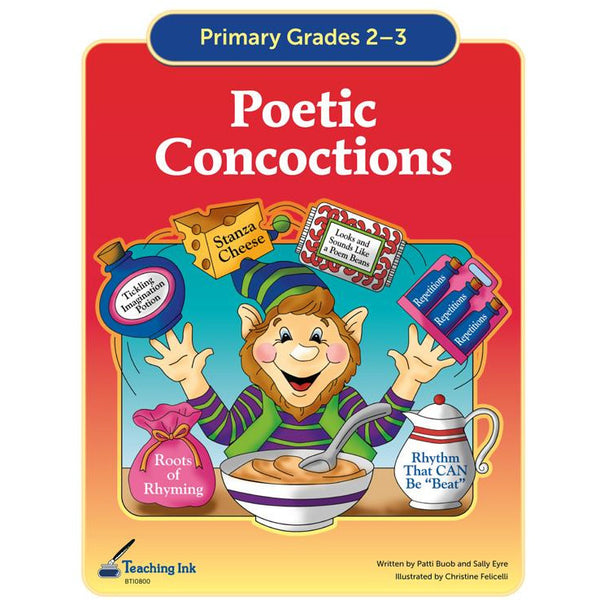 Poetic Concoctions (Gr. 2-3) - PDF DOWNLOAD