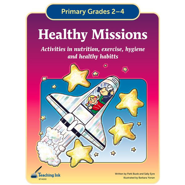 Healthy Missions (Gr. 2-4) - PDF DOWNLOAD