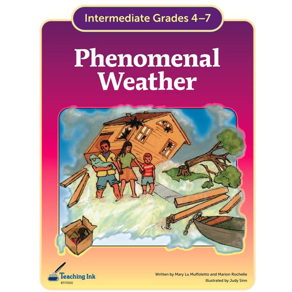 Phenomenal Weather (Gr. 4-7) - PDF DOWNLOAD