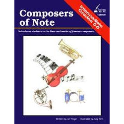 Composers of Note (Gr.5-8)