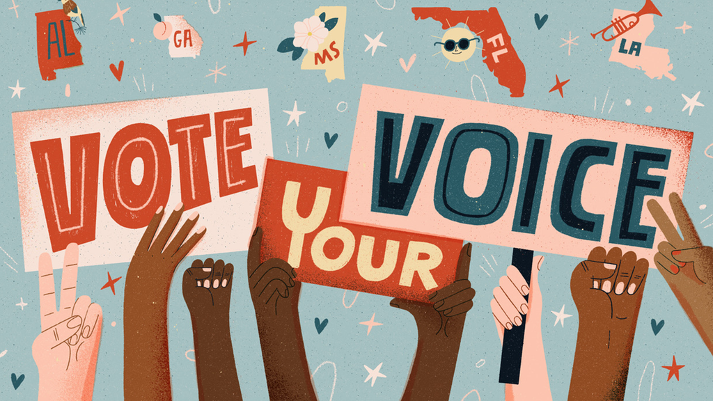 Your Vote ~ Your Voice