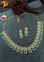 Load image into Gallery viewer, AD Necklace AD Necklace Prasad Novelties