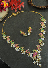 Load image into Gallery viewer, AD Necklace - Prasad Novelties