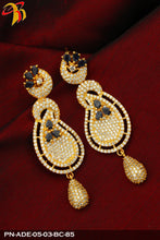 Load image into Gallery viewer, CZ Earrings - Prasad Novelties