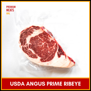 USDA Angus Prime Grade Ribeye (3/4 in. thick)