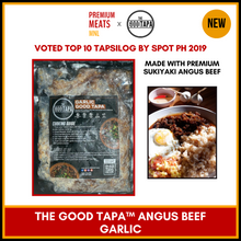 Load image into Gallery viewer, The Good Tapa™ Angus Beef · Garlic