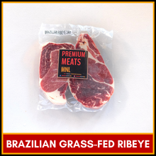 Load image into Gallery viewer, Brazilian Grass-fed Ribeye (3/4 in. thick)