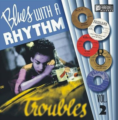 Various - Blues With A Rhythm Vol.2 - 10""