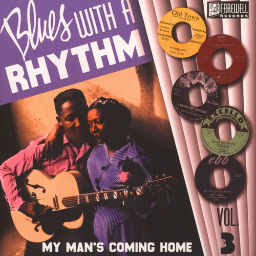 Blues With A Rhythm Vol.3 - 10""