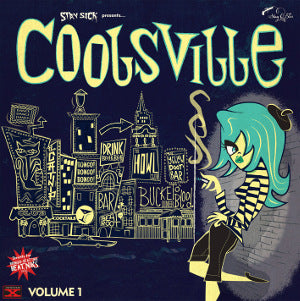 Various - Coolsville Vol.1 - 10""