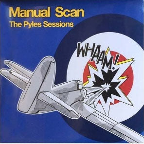 Manual Scan - The Pyles Session - 10""