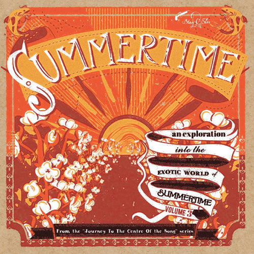 Various - SUMMERTIME - Journey To The Center Of A Song Vol. 3 - 10""