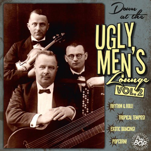"Various - Down At The Ugly Men's Lounge Vol.2 - 10""+CD"