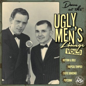 "Various - Down At The Ugly Men's Lounge Vol.3 - 10""+CD"
