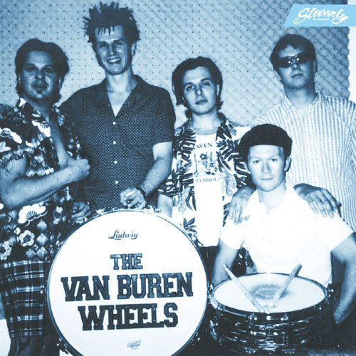 VAN BUREN WHEELS - Playing All Their Hits - 10""