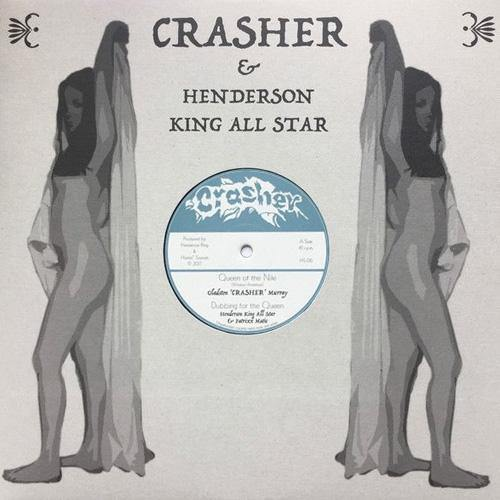 Gladston 'Crasher' Murray - Queen Of The Nile // Amazon - 12""