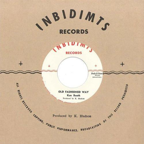 Ken Boothe - Old Fashioned Way - 7""