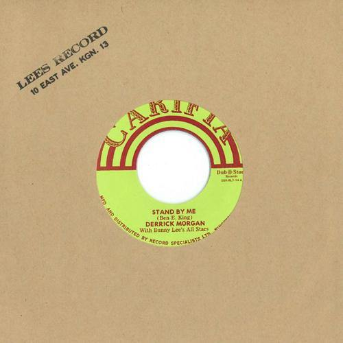 Derrick Morgan - Stand By Me - 7""