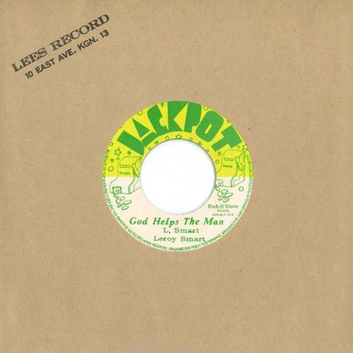 Leroy Smart - God Helps The Man - 7""