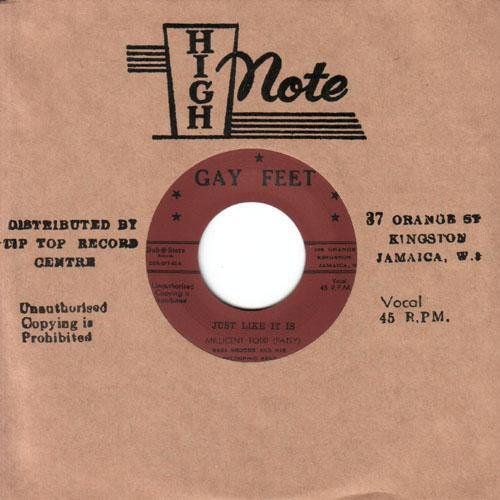 Patsy - Just Like It Is - 7""