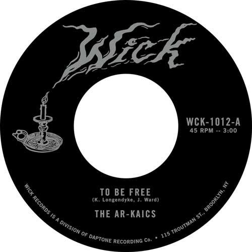 THE AR-KAICS - To Be Free // Easy - 7inch
