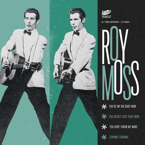 ROY MOSS - You're My Big Baby Now - 7inch EP