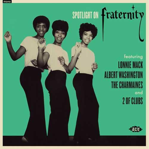 Various - SPOTLIGHT ON FRATERNITY - 7inch 4-track EP