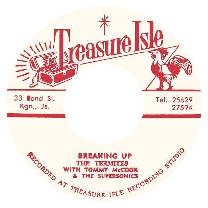 The Termites - Breaking Up - 7""