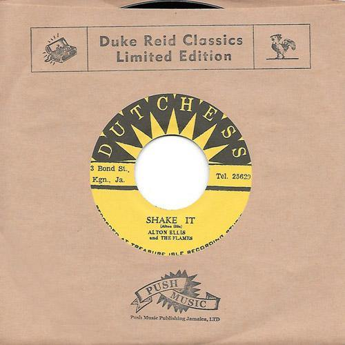 Alton Ellis - Shake It - 7""