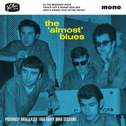 "ALMOST BLUES - In The Midnight Hour - 7"" EP"