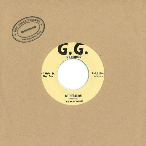 The Maytones - Botheration - 7""