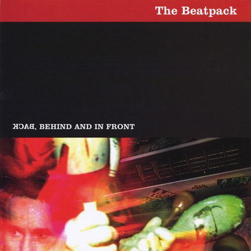 "Beatpack - Back Behind And In Front - 7""EP"
