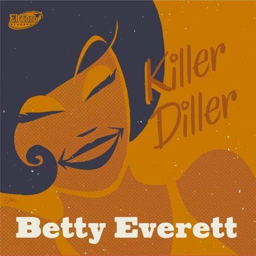 Betty Everett - Killer Diller - 7""