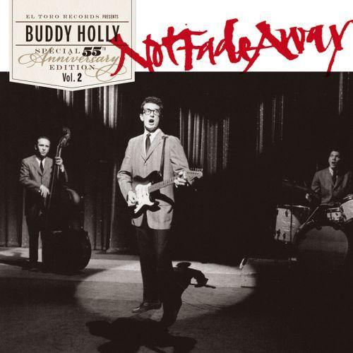 "Buddy Holly - NOt Fade Away - 7""EP"