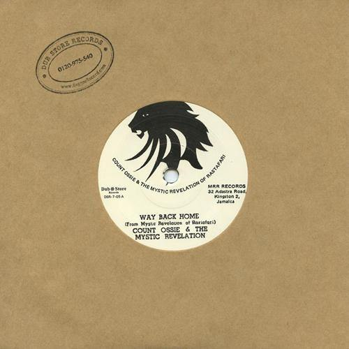 Count Ossie - Way Back Home // Oh Carolina - 7""