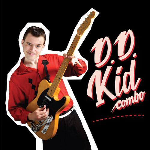 D.D. Kid Combo - Bad Luck Baby // Goodbye Baby - 7""