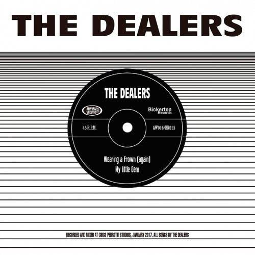 "Dealers - Turning Upside Down - 7""EP"