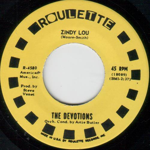 Devotions - Zindy Lou // Snow White - 7""