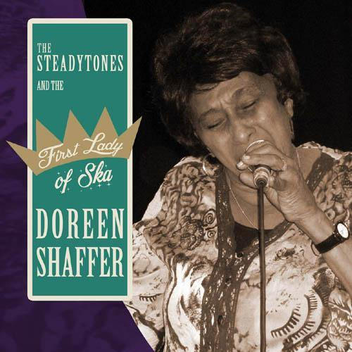 Doreen Shaffer - First Lady Of Ska - 7""