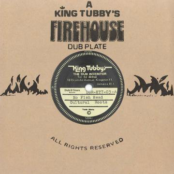 Cultural Roots - No Fish Head // King Tubbys - No Fish Head Version - 7""