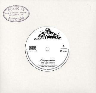 Dynamites - Reggaedelic // Version - 7""