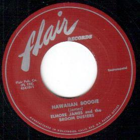 Elmore James - Hawaiian Boogie // Early In The Morning - 7""