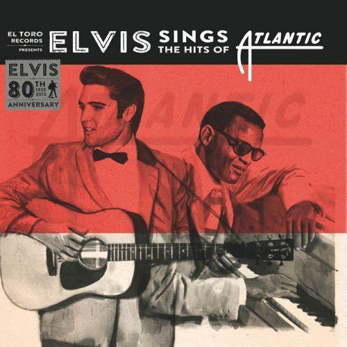 "Elvis - Sings The Hits Of Atlantic - 7""EP"