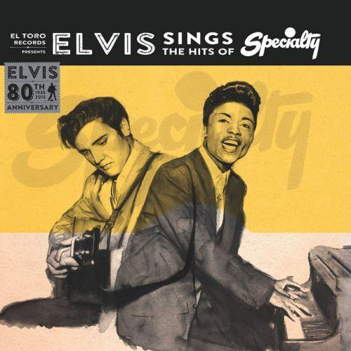 "Elvis - Sings The Hits Of Speciality - 7""EP"