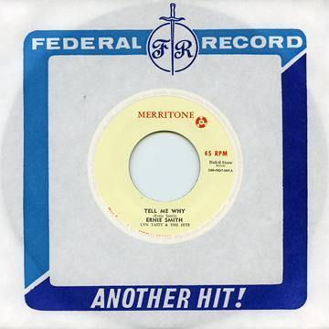 Ernie Smith - Tell Me Why - 7""
