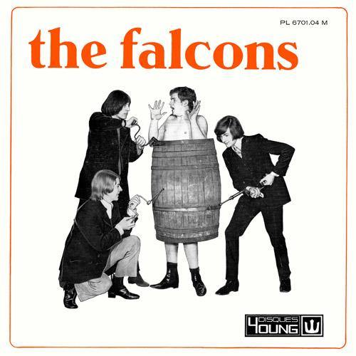 "The Falcons - Please Understand Me - 7""EP"